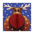 rudolph personalised christmas cards