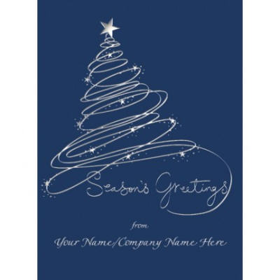 Personalised Christmas Cards from Promotional Choice ...