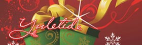 yuletide christmas cards